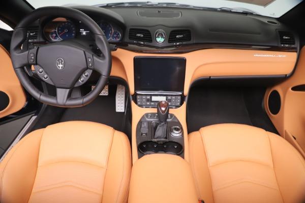 New 2019 Maserati GranTurismo Sport Convertible for sale $172,060 at Alfa Romeo of Westport in Westport CT 06880 22