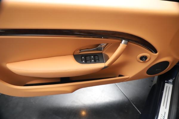 New 2019 Maserati GranTurismo Sport Convertible for sale $172,060 at Alfa Romeo of Westport in Westport CT 06880 23
