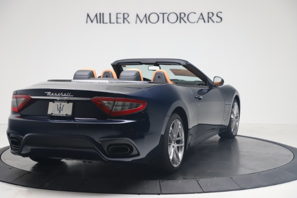 New 2019 Maserati GranTurismo Sport Convertible for sale $172,060 at Alfa Romeo of Westport in Westport CT 06880 7