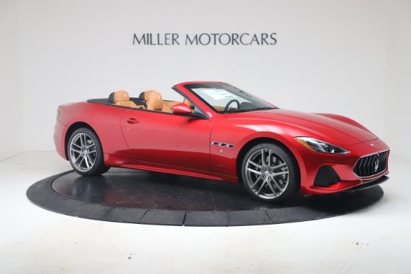 New 2019 Maserati GranTurismo Sport Convertible for sale Sold at Alfa Romeo of Westport in Westport CT 06880 10