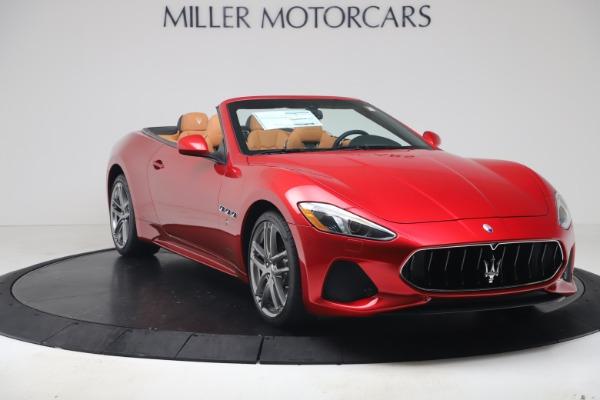 New 2019 Maserati GranTurismo Sport Convertible for sale Sold at Alfa Romeo of Westport in Westport CT 06880 11
