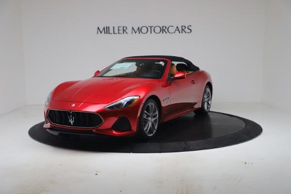 New 2019 Maserati GranTurismo Sport Convertible for sale Sold at Alfa Romeo of Westport in Westport CT 06880 13