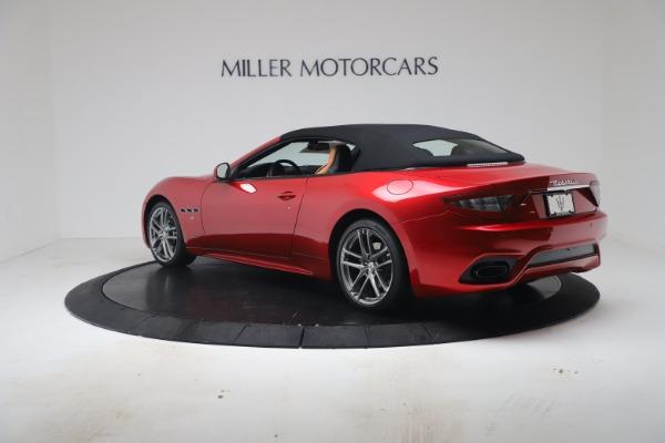 New 2019 Maserati GranTurismo Sport Convertible for sale Sold at Alfa Romeo of Westport in Westport CT 06880 15