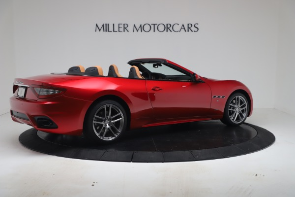 New 2019 Maserati GranTurismo Sport Convertible for sale Sold at Alfa Romeo of Westport in Westport CT 06880 8