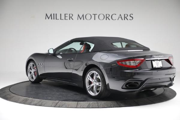 New 2019 Maserati GranTurismo Sport Convertible for sale $165,340 at Alfa Romeo of Westport in Westport CT 06880 15