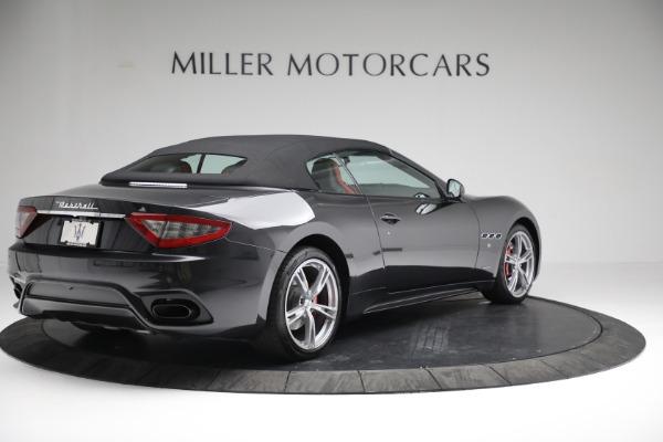 New 2019 Maserati GranTurismo Sport Convertible for sale $165,340 at Alfa Romeo of Westport in Westport CT 06880 17
