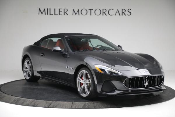 New 2019 Maserati GranTurismo Sport Convertible for sale $165,340 at Alfa Romeo of Westport in Westport CT 06880 22