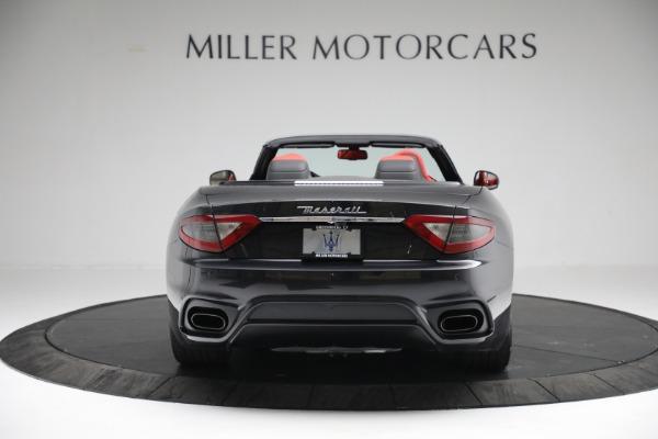 New 2019 Maserati GranTurismo Sport Convertible for sale $165,340 at Alfa Romeo of Westport in Westport CT 06880 5