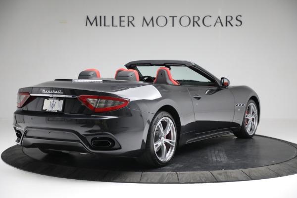 New 2019 Maserati GranTurismo Sport Convertible for sale $165,340 at Alfa Romeo of Westport in Westport CT 06880 6