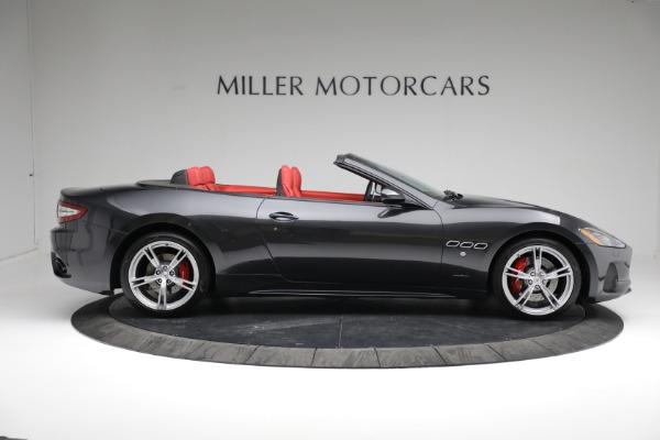 New 2019 Maserati GranTurismo Sport Convertible for sale $165,340 at Alfa Romeo of Westport in Westport CT 06880 8