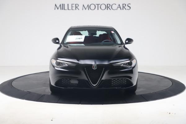New 2019 Alfa Romeo Giulia Q4 for sale Sold at Alfa Romeo of Westport in Westport CT 06880 12