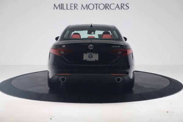 New 2019 Alfa Romeo Giulia Q4 for sale Sold at Alfa Romeo of Westport in Westport CT 06880 6