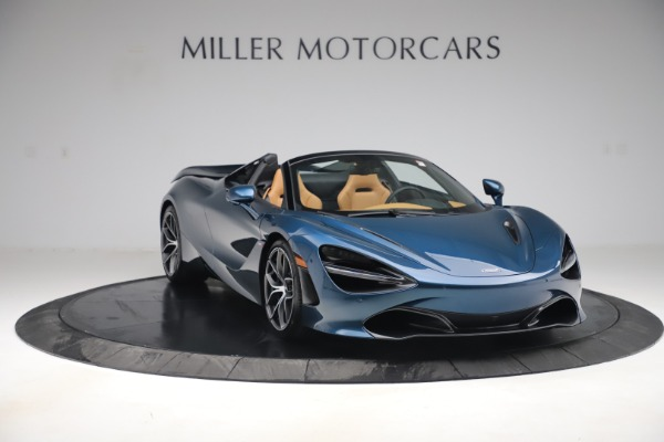 New 2020 McLaren 720S Spider Luxury for sale $380,835 at Alfa Romeo of Westport in Westport CT 06880 10
