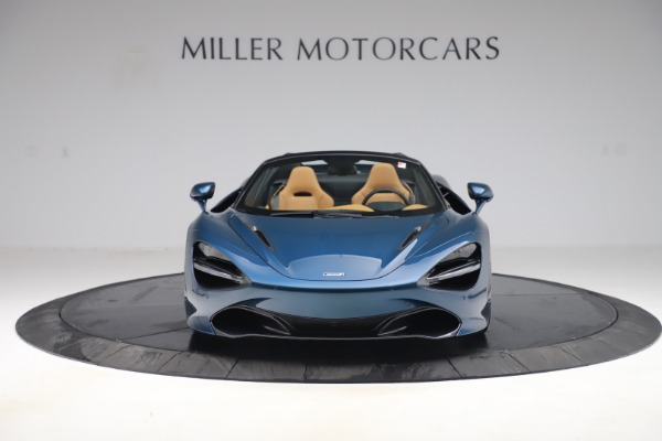 New 2020 McLaren 720S Spider Luxury for sale $380,835 at Alfa Romeo of Westport in Westport CT 06880 11