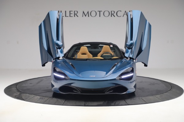 New 2020 McLaren 720S Spider Luxury for sale $380,835 at Alfa Romeo of Westport in Westport CT 06880 12