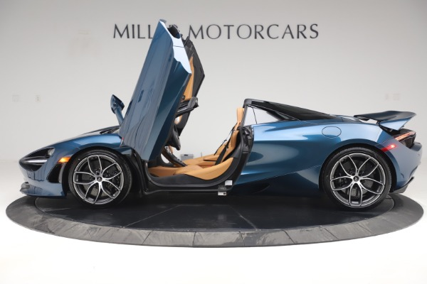 New 2020 McLaren 720S Spider Luxury for sale $380,835 at Alfa Romeo of Westport in Westport CT 06880 14