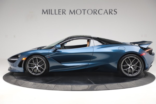 New 2020 McLaren 720S Spider Luxury for sale $380,835 at Alfa Romeo of Westport in Westport CT 06880 15