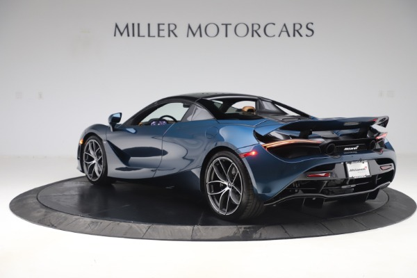 New 2020 McLaren 720S Spider Luxury for sale $380,835 at Alfa Romeo of Westport in Westport CT 06880 16