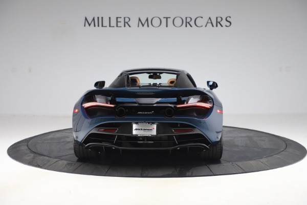 New 2020 McLaren 720S Spider Luxury for sale $380,835 at Alfa Romeo of Westport in Westport CT 06880 17