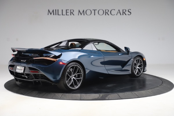 New 2020 McLaren 720S Spider Luxury for sale $380,835 at Alfa Romeo of Westport in Westport CT 06880 18