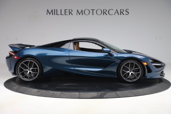 New 2020 McLaren 720S Spider Luxury for sale $380,835 at Alfa Romeo of Westport in Westport CT 06880 19