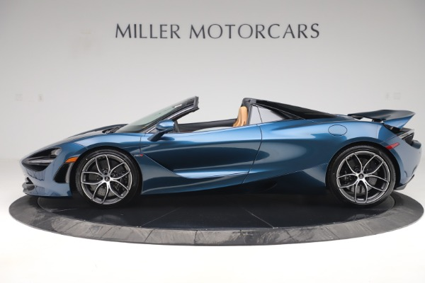 New 2020 McLaren 720S Spider Luxury for sale $380,835 at Alfa Romeo of Westport in Westport CT 06880 2
