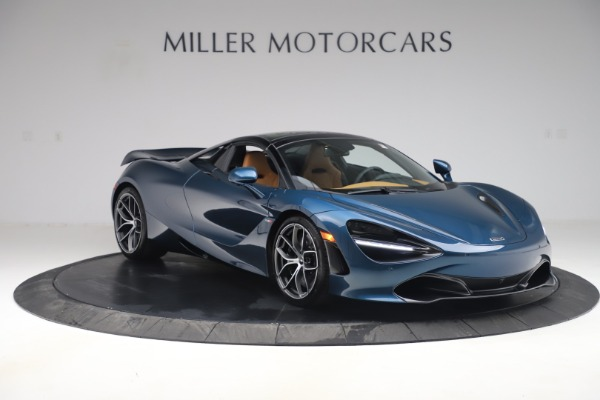New 2020 McLaren 720S Spider Luxury for sale $380,835 at Alfa Romeo of Westport in Westport CT 06880 20