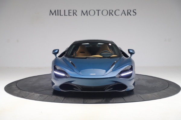 New 2020 McLaren 720S Spider Luxury for sale $380,835 at Alfa Romeo of Westport in Westport CT 06880 21
