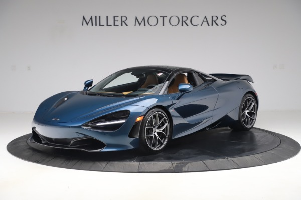 New 2020 McLaren 720S Spider Luxury for sale $380,835 at Alfa Romeo of Westport in Westport CT 06880 22