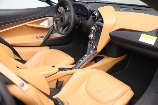 New 2020 McLaren 720S Spider Luxury for sale $380,835 at Alfa Romeo of Westport in Westport CT 06880 28