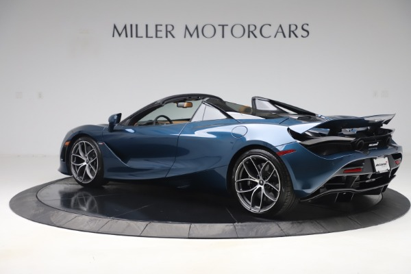 New 2020 McLaren 720S Spider Luxury for sale $380,835 at Alfa Romeo of Westport in Westport CT 06880 3