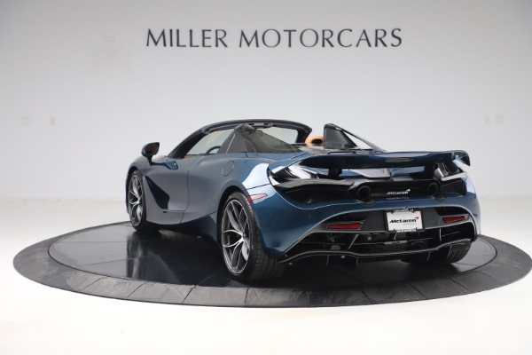 New 2020 McLaren 720S Spider Luxury for sale $380,835 at Alfa Romeo of Westport in Westport CT 06880 4