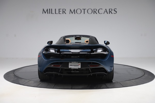 New 2020 McLaren 720S Spider Luxury for sale $380,835 at Alfa Romeo of Westport in Westport CT 06880 5