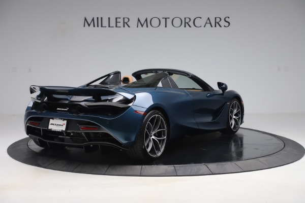 New 2020 McLaren 720S Spider Luxury for sale $380,835 at Alfa Romeo of Westport in Westport CT 06880 6