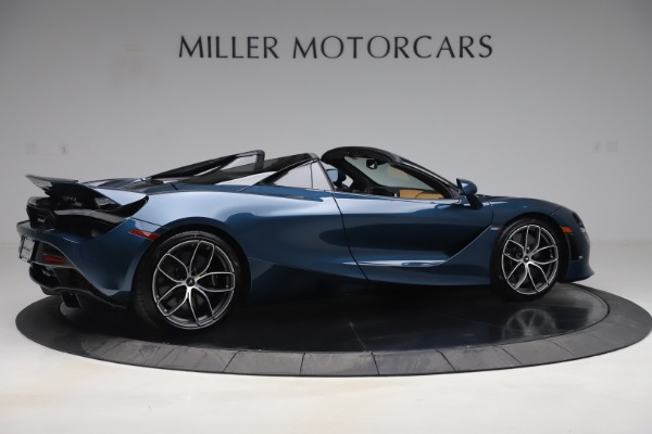 New 2020 McLaren 720S Spider Luxury for sale $380,835 at Alfa Romeo of Westport in Westport CT 06880 7