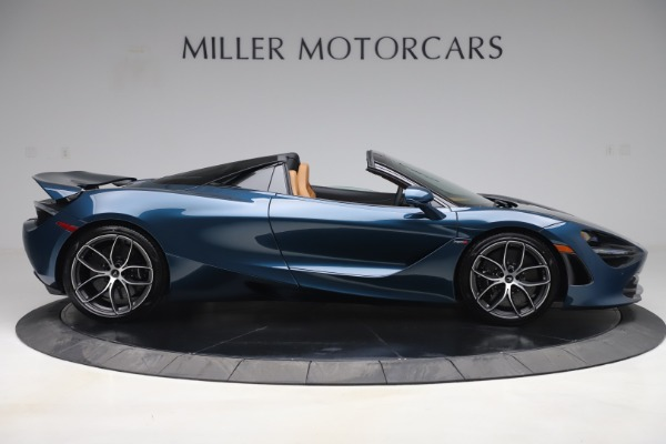 New 2020 McLaren 720S Spider Luxury for sale $380,835 at Alfa Romeo of Westport in Westport CT 06880 8