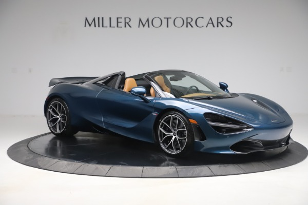New 2020 McLaren 720S Spider Luxury for sale $380,835 at Alfa Romeo of Westport in Westport CT 06880 9