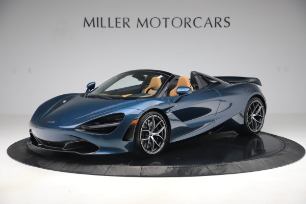 New 2020 McLaren 720S Spider Luxury for sale $380,835 at Alfa Romeo of Westport in Westport CT 06880 1