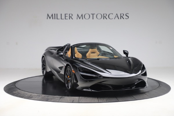New 2020 McLaren 720S Spider Convertible for sale Sold at Alfa Romeo of Westport in Westport CT 06880 10