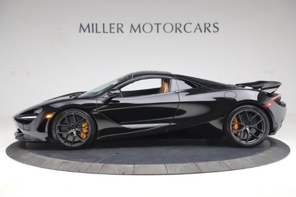 New 2020 McLaren 720S Spider Convertible for sale Sold at Alfa Romeo of Westport in Westport CT 06880 15
