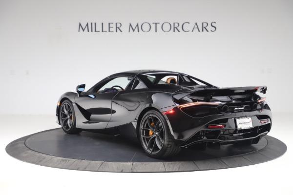 New 2020 McLaren 720S Spider Convertible for sale Sold at Alfa Romeo of Westport in Westport CT 06880 16