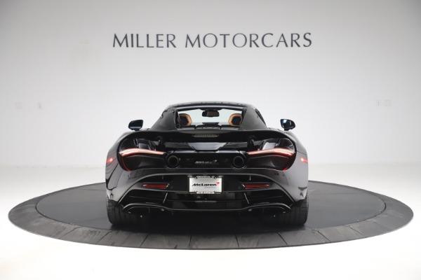 New 2020 McLaren 720S Spider Convertible for sale Sold at Alfa Romeo of Westport in Westport CT 06880 17