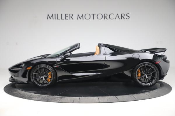 New 2020 McLaren 720S Spider Convertible for sale Sold at Alfa Romeo of Westport in Westport CT 06880 2