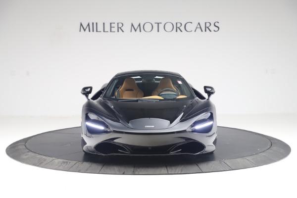 New 2020 McLaren 720S Spider Convertible for sale Sold at Alfa Romeo of Westport in Westport CT 06880 21