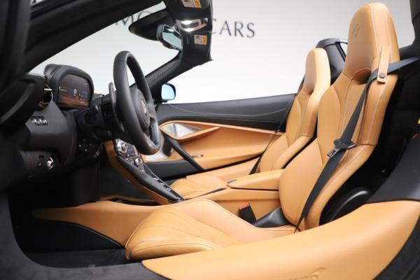 New 2020 McLaren 720S Spider Convertible for sale Sold at Alfa Romeo of Westport in Westport CT 06880 24