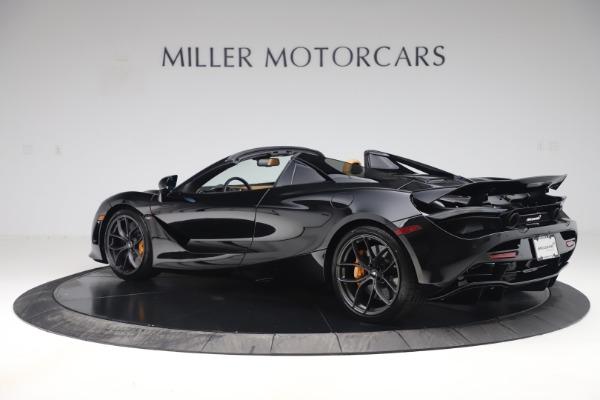 New 2020 McLaren 720S Spider Convertible for sale Sold at Alfa Romeo of Westport in Westport CT 06880 3