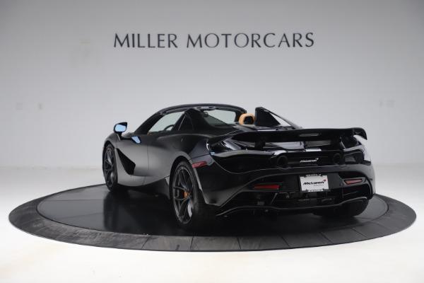 New 2020 McLaren 720S Spider Convertible for sale Sold at Alfa Romeo of Westport in Westport CT 06880 4