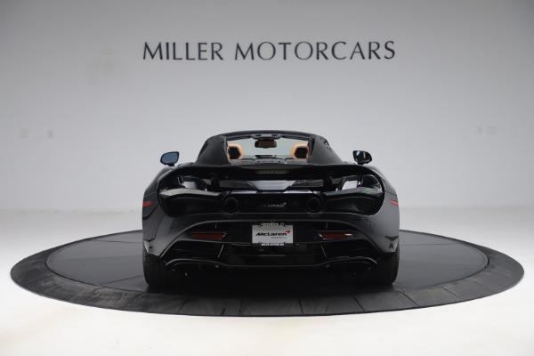 New 2020 McLaren 720S Spider Convertible for sale Sold at Alfa Romeo of Westport in Westport CT 06880 5
