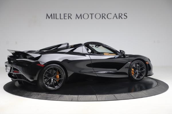 New 2020 McLaren 720S Spider Convertible for sale Sold at Alfa Romeo of Westport in Westport CT 06880 7