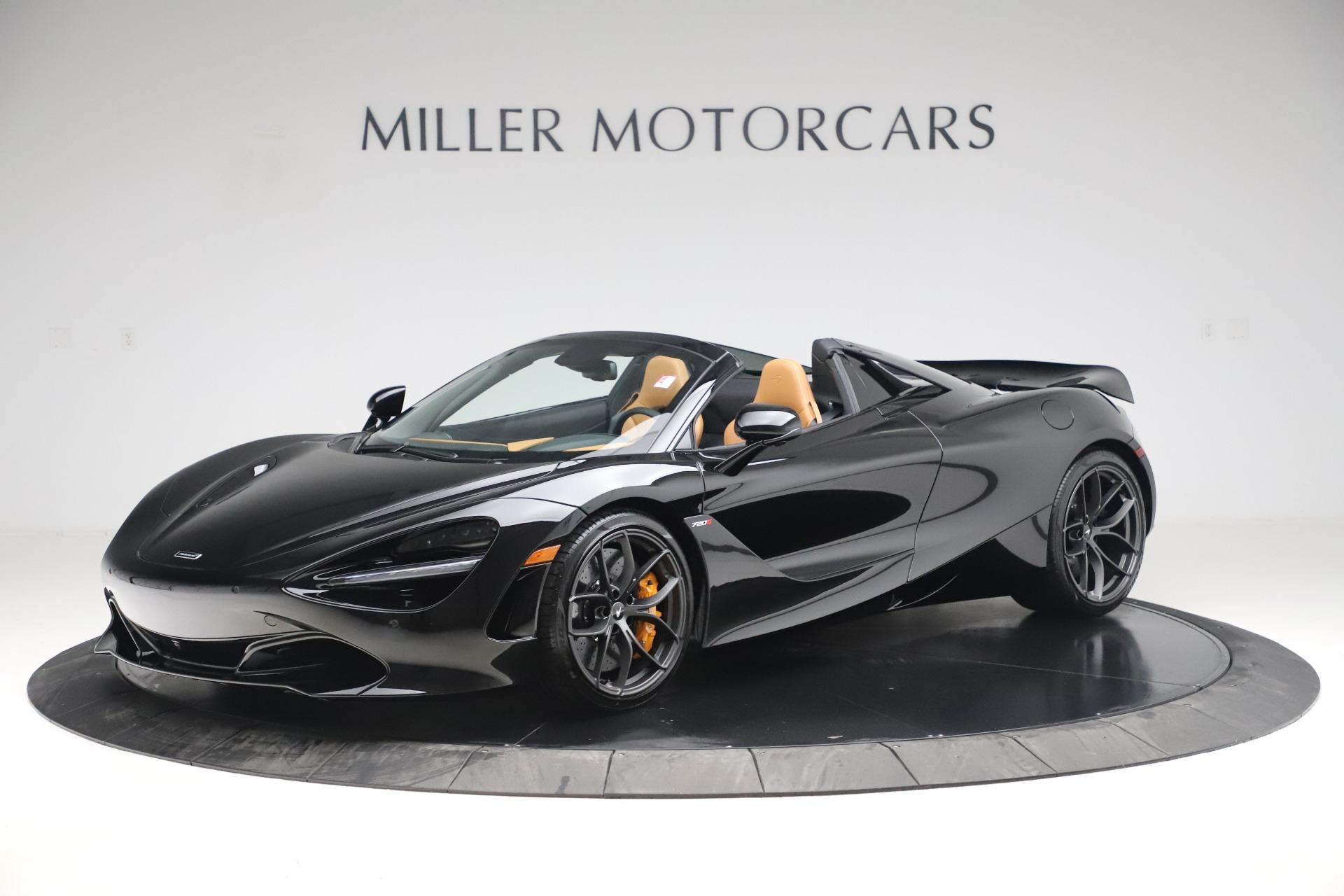 New 2020 McLaren 720S Spider Convertible for sale Sold at Alfa Romeo of Westport in Westport CT 06880 1